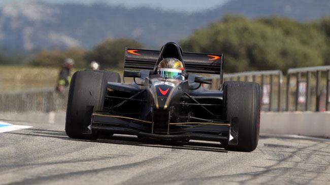 Seconda pole di fila per Kevin Giovesi al Paul Ricard