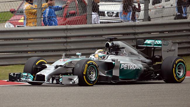 Hamilton domina in Cina, ma la Ferrari è da podio!