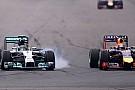 Retroscena: a Rosberg la telemetria funzionava!