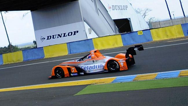 VdeV: Celadrin MSR sesta in rimonta a Le Mans