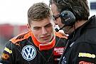 Blomqvist penalizzato, Verstappen in pole!
