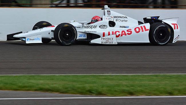Indy 500, Libere 4: Pagenaud arriva a 226 miglia