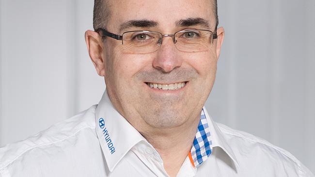Nino Frison direttore tecnico di Hyundai Motorsport