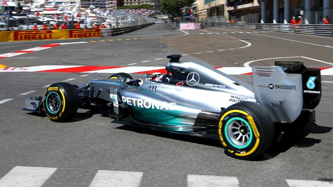 Monaco, Qualifica 2: Hamilton precede Rosberg