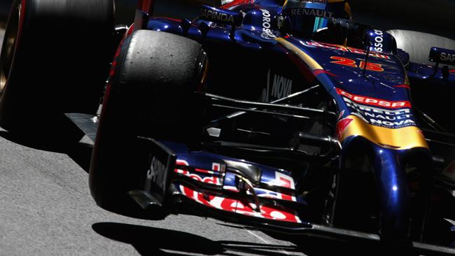 Toro Rosso: si sono bruciati gli scarichi alleggeriti