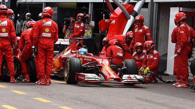 Alonso prepara al simulatore Canada ed Austria