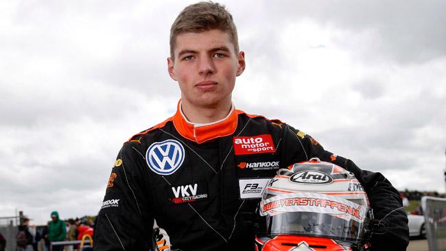 Verstappen al Masters di Zandvoort con Motorpark