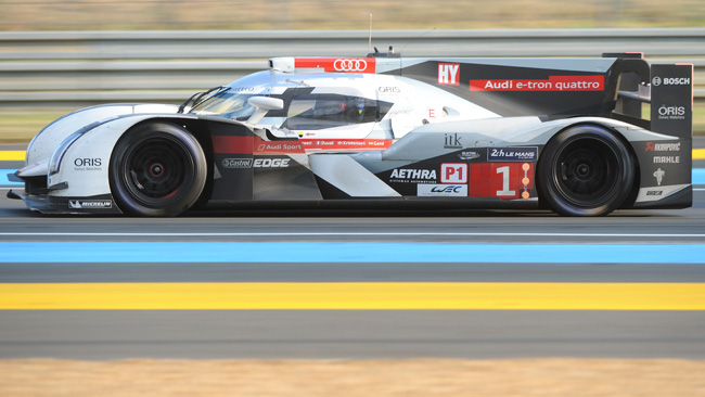 17° Ora: scompare la slow zone, Audi n.1 in testa