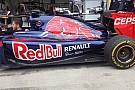 Toro Rosso: confermata la nuova carrozzeria