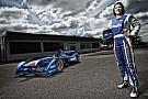 Katherine Legge è la prima ragazza della Formula E