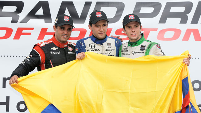 Huertas trionfa a sorpresa nella prima gara a Houston