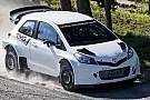 Secondo test in Sardegna per la Toyota Yaris WRC