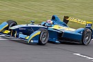 Buemi in evidenza nei test collettivi di Donington