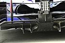 Red Bull: micro-vorticatori al centro del diffusore