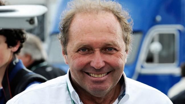 Jochen Mass commissario FIA ad Hockenheim