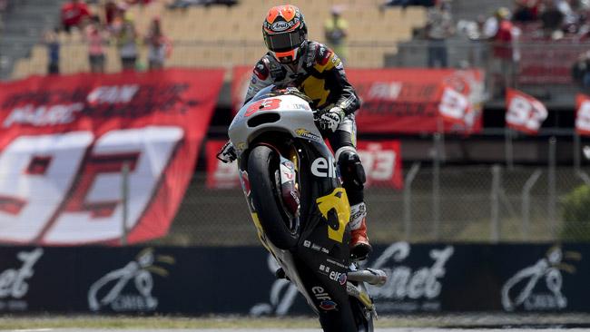 Rabat ha deciso: resta in Moto2 con Marc VDS
