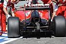 La Ferrari apre il cofano per respirare