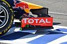 Red Bull: novità nella parte inferiore dell'ala
