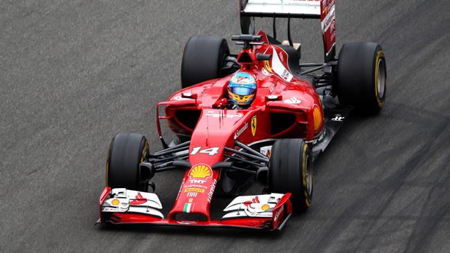 Clamoroso: Alonso col gas in rilascio per 300 metri?