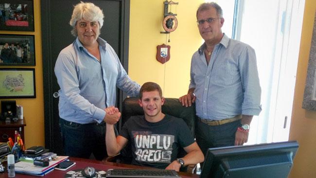 Ufficiale: Stefan Bradl ha firmato con il Forward Racing