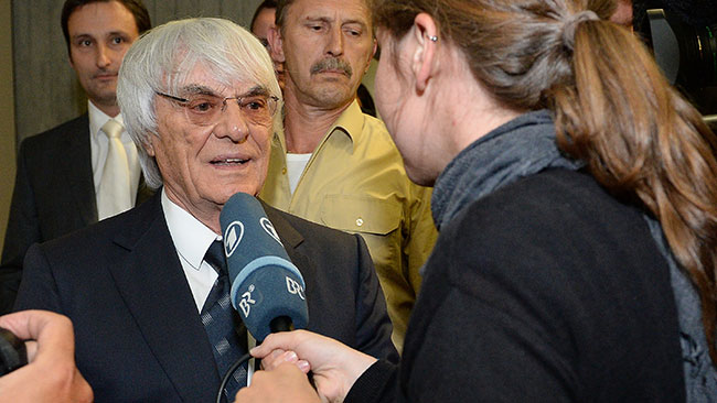 La BayernLB rifiuta 25 milioni di euro offerti da Bernie