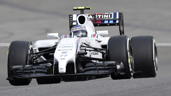 Spa, Libere 3: Bottas candida la Williams