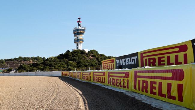 Pirelli porta un nuova gomma per le EVO a Jerez