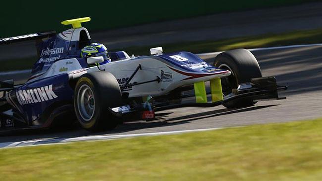 Eriksson trionfa a Monza in Gara 1