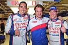 Austin, Qualifiche: Toyota in pole con il brivido