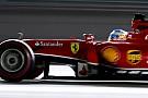 Singapore, Libere 3: Alonso non scherza con la F14 T