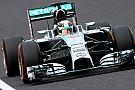 Suzuka, Q1: Hamilton torna subito in vetta