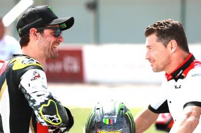 """LCR-Teamchef Lucio Cecchinello schwärmt: """"Cal ist ein Gladiator"""""""