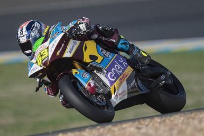 Überraschung in der MotoE: Marc VDS zieht sich aus dem Weltcup zurück