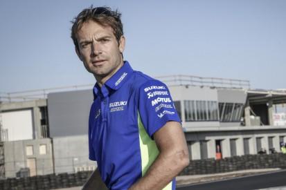 Suzuki rüstet auf: MotoGP-Testpilot Sylvain Guintoli fährt für SERT