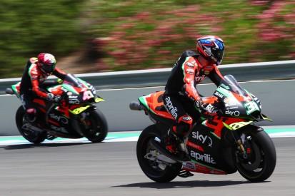 Fahrerwahl bei Aprilia für die MotoGP 2021: Sind die Würfel bereits gefallen?