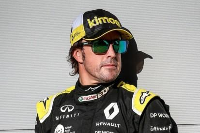 """Rossi: Fernando Alonso eine """"Inspiration"""" für Alpine-Nachwuchsfahrer"""