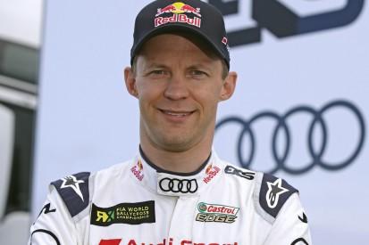 Mattias Ekström fusioniert mit den Teamchampions der Rallycross-WM