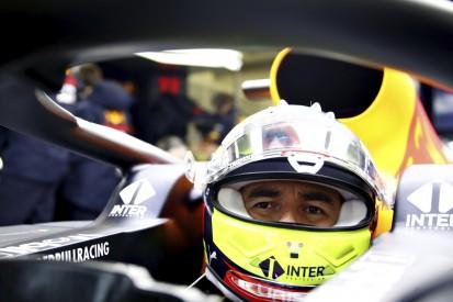 """Sergio Perez nach erstem Tag im Red Bull: """"Ein Traum wird wahr!"""""""