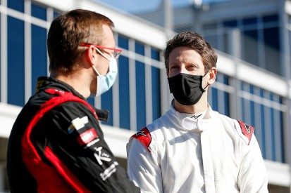 "Ex-F1 driver Grosjean doesn't want to be ""asshole"" IndyCar team-mate"