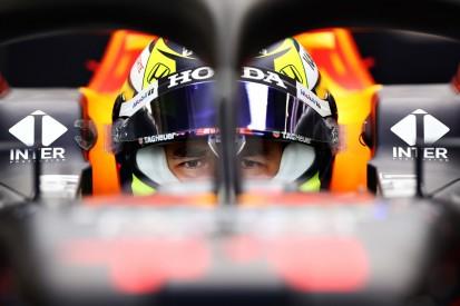 Nach Shakedown: So schwärmt Sergio Perez vom Red-Bull-Honda RB16B