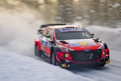 WRC Arctic-Rallye 2021: Tänak weiter vorne - Solberg lässt aufhorchen