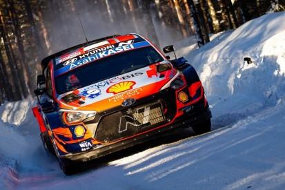 WRC Arctic-Rallye 2021: Ungefährdeter Sieg für Ott Tänak