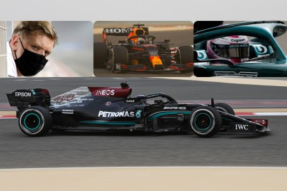 Video-Analyse des ersten Testtags: Muss sich Mercedes Sorgen machen?