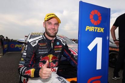 Van Gisbergen: Auch drei gebrochene Rippen bei Supercars-Siegen