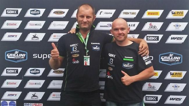 Morais ha rinnovato con Grillini per il 2015