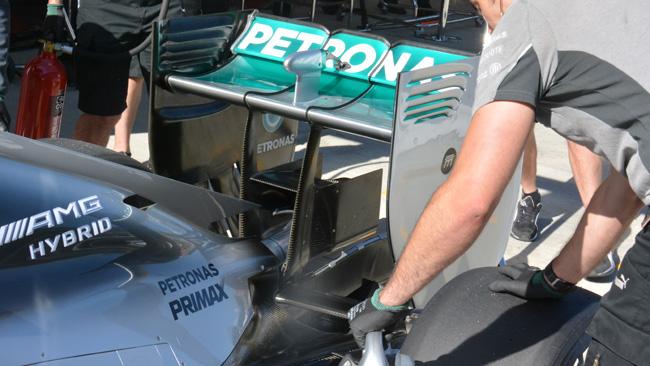 La Mercedes torna al Monkey seat di Monaco