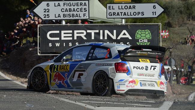 Spagna, PS12: Latvala si riavvicina ad Ogier