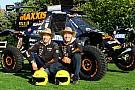 I gemelli Coronel al via della Dakar con due buggy