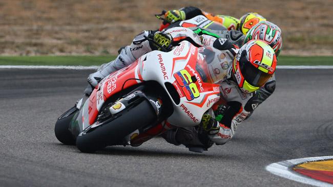 Hernandez-Ducati: c'è anche un'opzione per il 2016