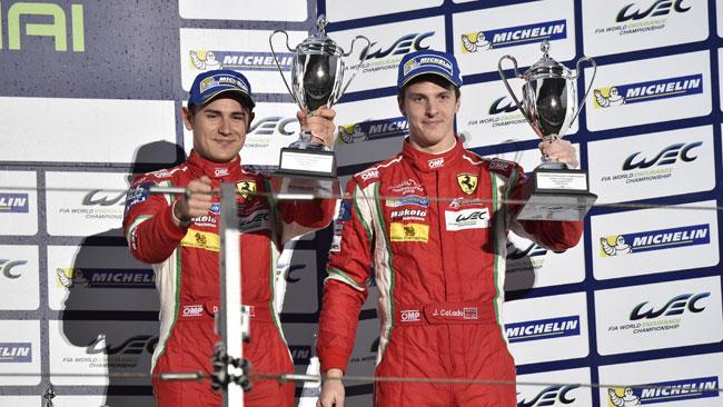 Gara sfortunata per la Ferrari a Shanghai